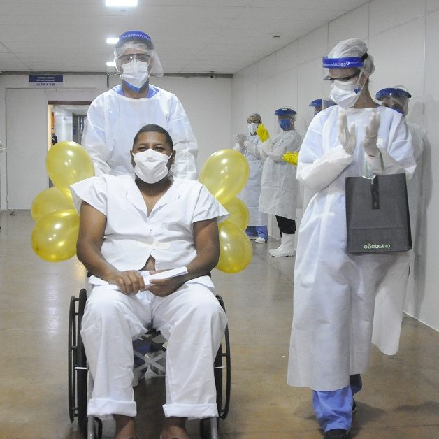 Brasil registra 5,5 milhões de pessoas curadas da Covid-19
