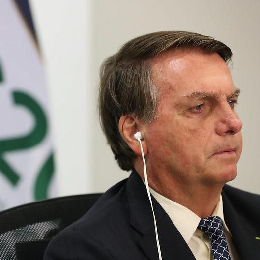 "Bolsonaro diz ao G20 que estava ""certo"" sobre epidemia"