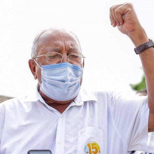 Dr. Pessoa é eleito prefeito de Teresina