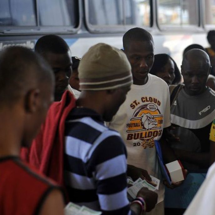 Governo Federal proíbe entrada de estrangeiros por rodovias
