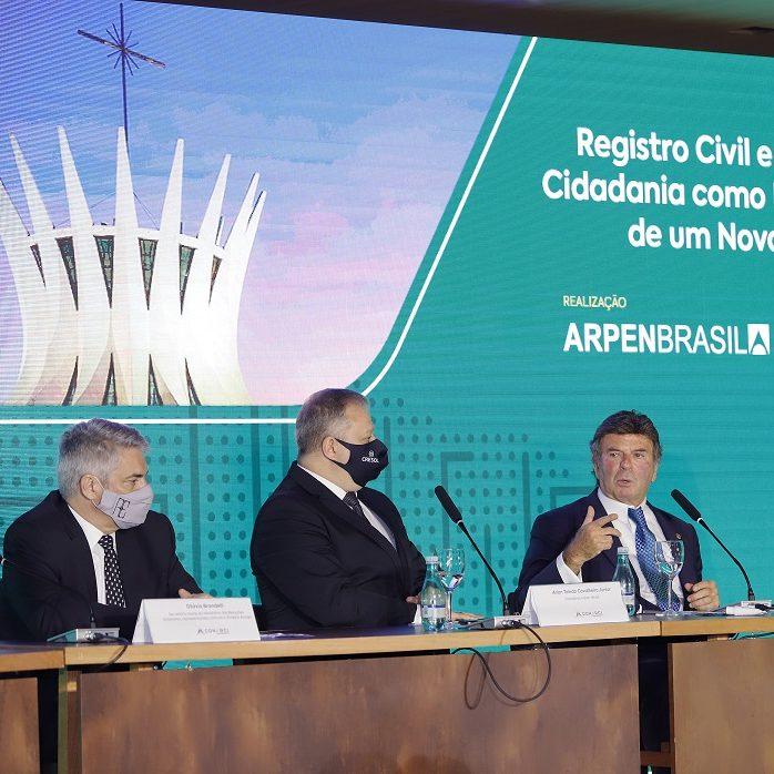 Fux condena violência desmedida ao homenagear João Alberto