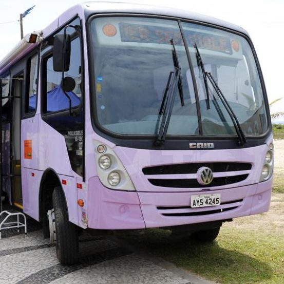 Ônibus Lilás orientará mulheres vítimas de violência no interior