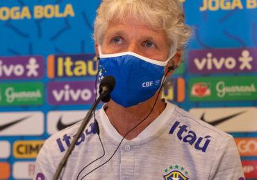 Brasil enfrenta Equador em jogo preparatório para as Olimpíadas