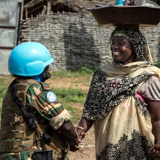 Polícia das Nações Unidas celebra 60 anos