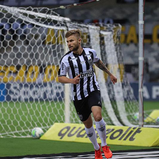 Atlético-MG é destaque da Seleção da rodada do Brasileirão