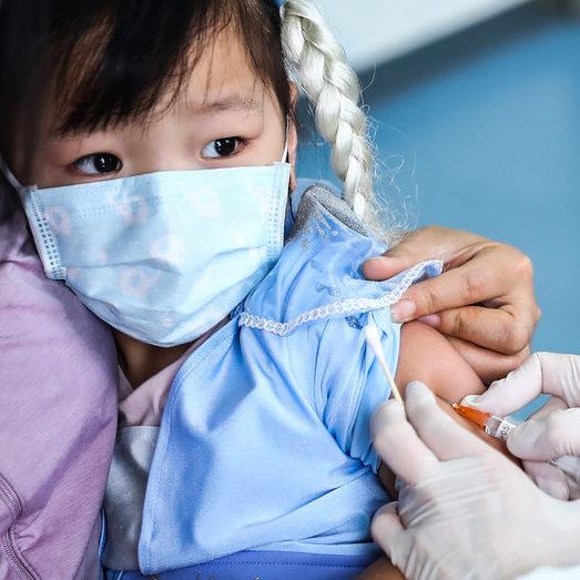 Anvisa vai avaliar pedido sobre uso da CoronaVac em crianças