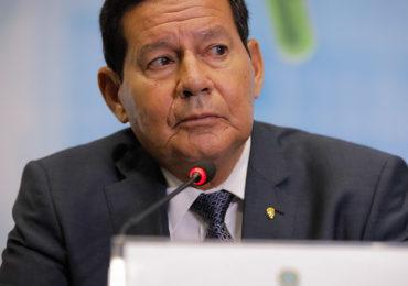 Mourão rejeita lockdown nacional e defende conscientização