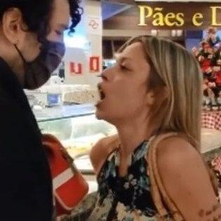 Mulher que fez ataque em padaria de SP vai cumprir pena em casa