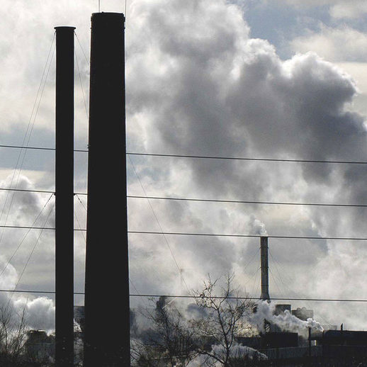 Europeus reduzirão 55% de suas emissões de poluentes até 2030