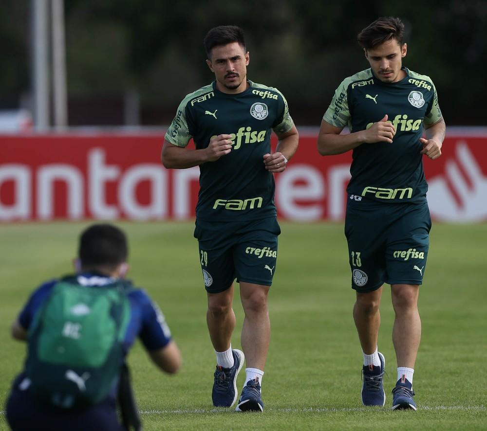 Surto: Palmeiras anuncia mais cinco jogadores com Covid-19