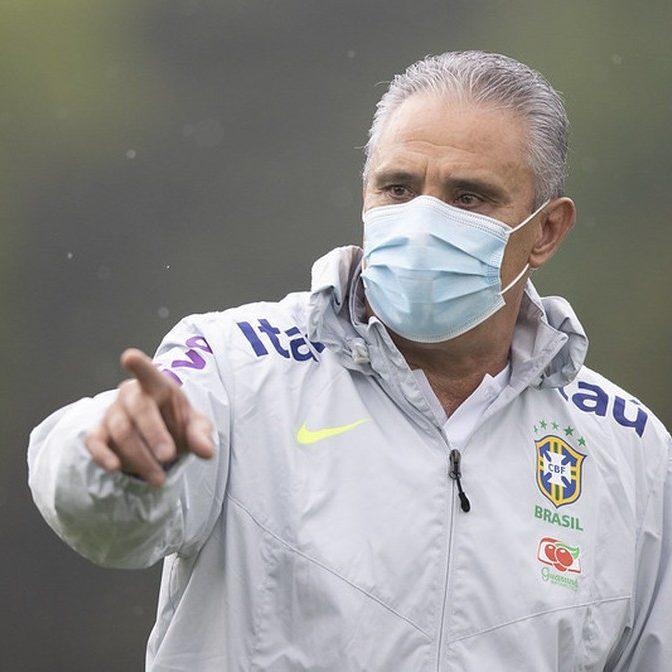 Seleção Brasileira será convocada para jogos das Eliminatórias