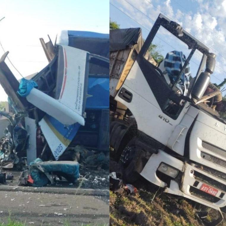 Ônibus envolvido em acidente no interior de SP não poderia operar