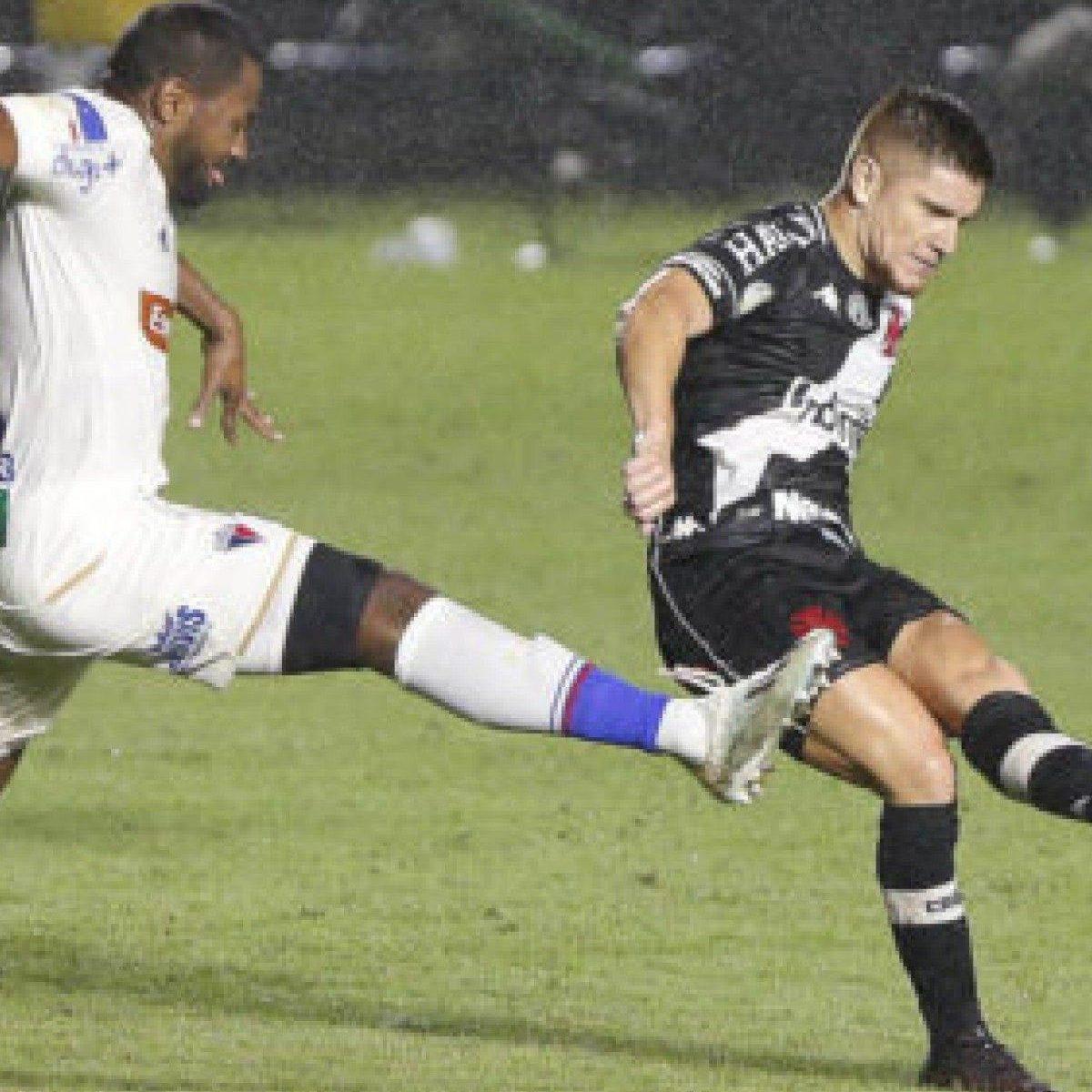 Brasileirão: Vasco e Fortaleza ficam no empate sem gols em São Januário
