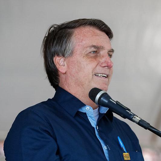 """Bolsonaro diz que """"estamos vivendo um finalzinho de pandemia"""""""