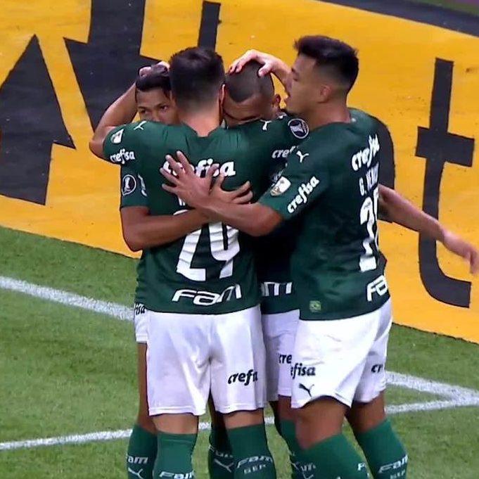 Palmeiras se classifica e Inter perde para o Boca