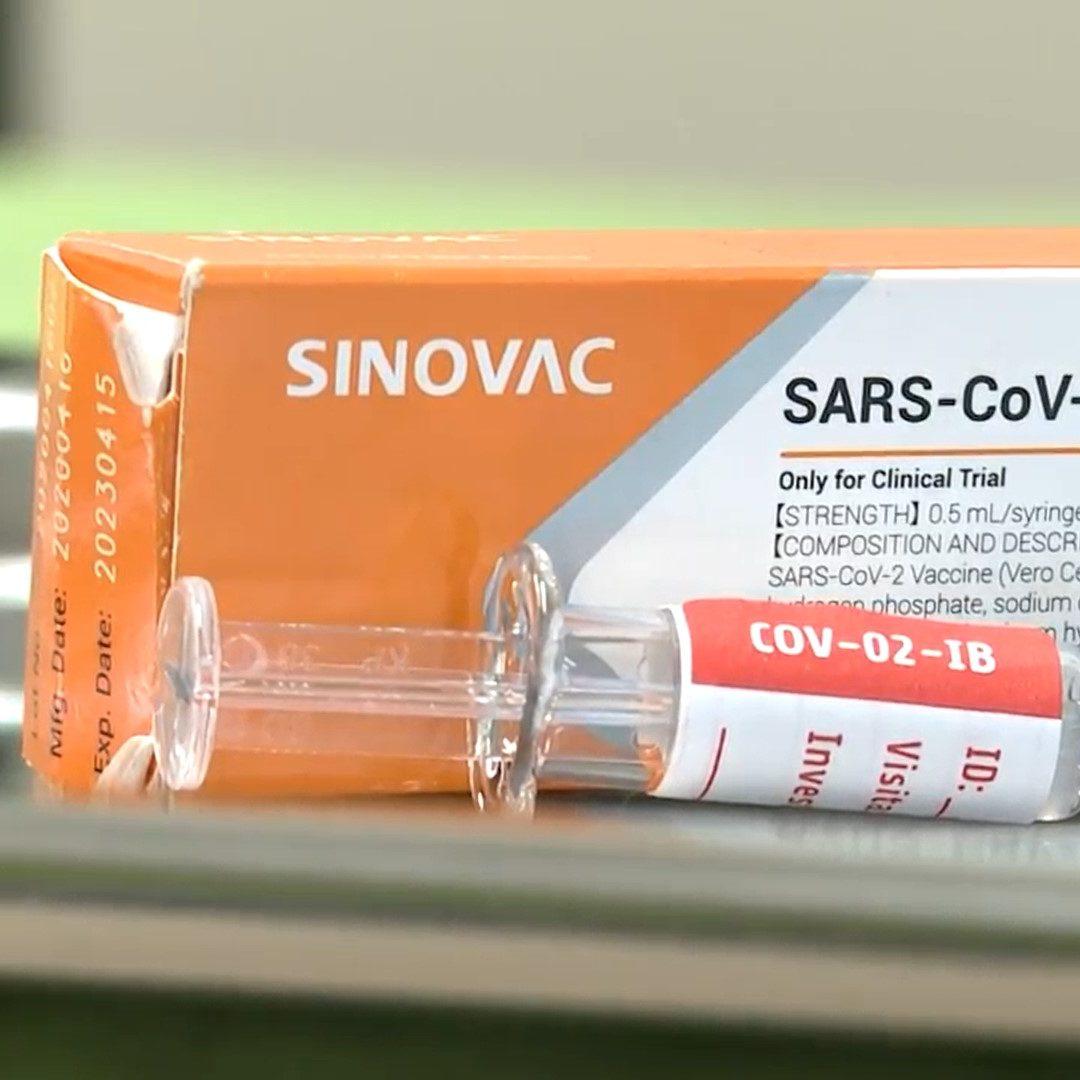 Instituto Butantan recebe mais 2 milhões de doses da CoronaVac