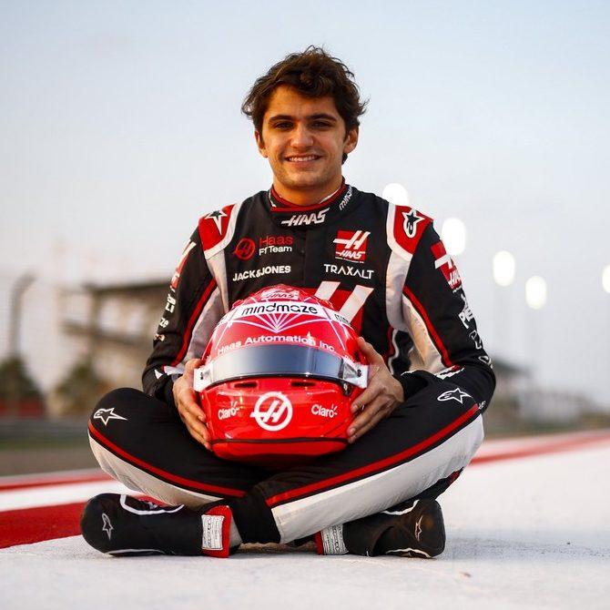 Pietro Fittipaldi substitui Grosjean e estreia na Fórmula 1