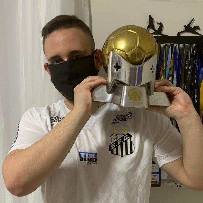Santos vence Fortaleza e conquista bicampeonato do E-Brasileirão