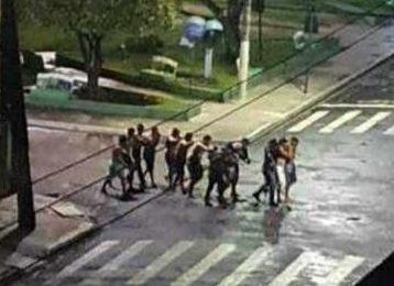 Criminosos fazem reféns e atacam quartel no Pará