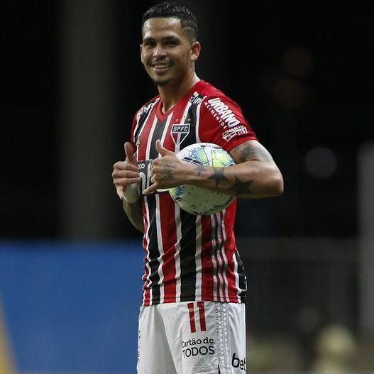 Luciano é o cara da 23ª rodada do Campeonato Brasileiro