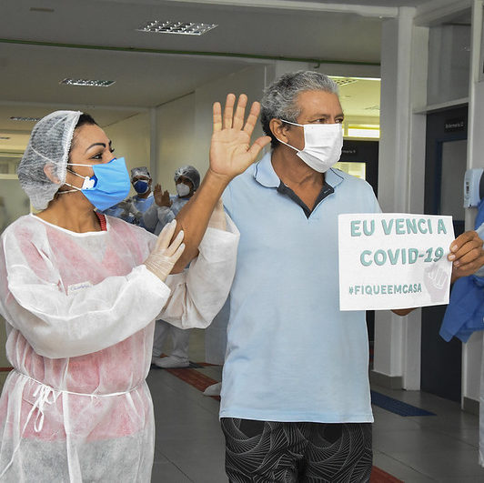 Coronavírus: número de recuperados é superior ao de casos ativos