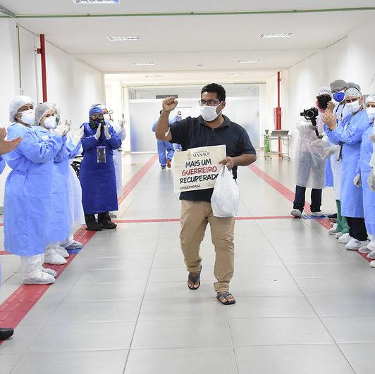 Covid-19: Brasil tem mais de 5,65 milhões de pessoas recuperadas