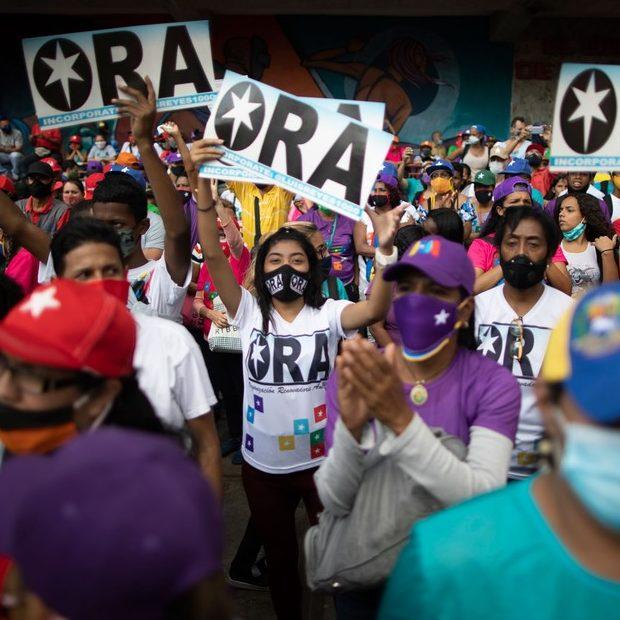 Oposição pede boicote de eleição legislativa na Venezuela