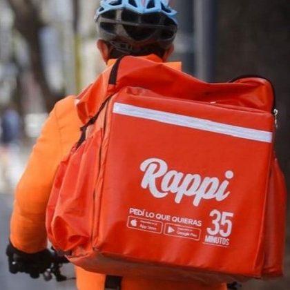 Rappi assina acordo que garante proteção de entregadores