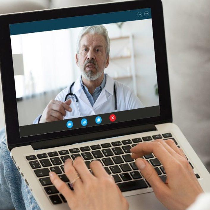 Número de teleconsultas ultrapassa 1,5 milhão com a pandemia
