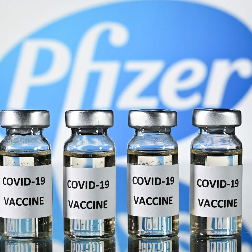 Mais 936 mil doses da vacina Covid-19 da Pfizer chegam ao País