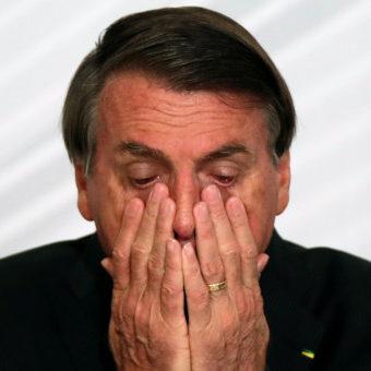 Bolsonaro apela para que caminhoneiros não façam greve