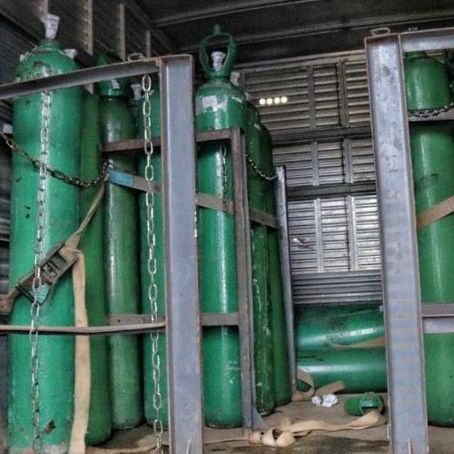 Hospitais particulares têm pouco oxigênio após explosão de fábrica no Ceará