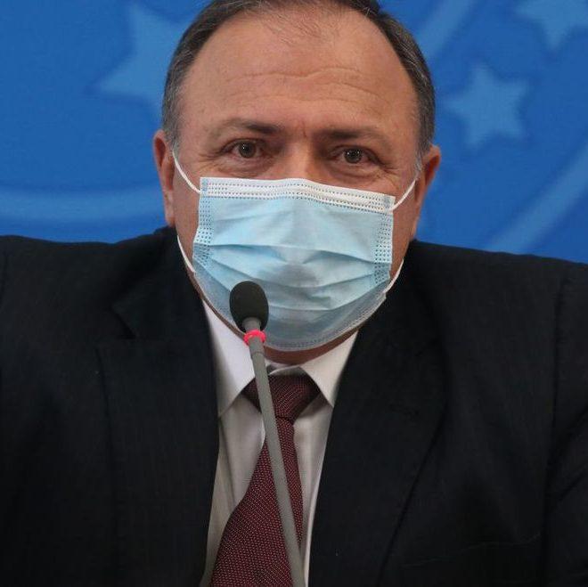 Pazuello fala sobre grave momento da pandemia e compra de vacinas