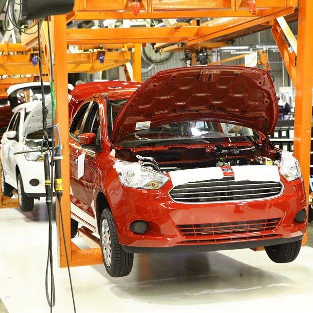 Ford encerrará produção de três fábricas no Brasil