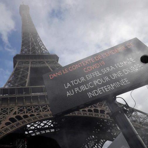 3ª onda: França estuda lockdown radical nos próximos dias