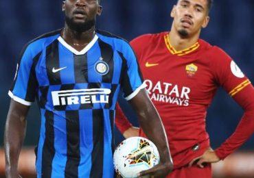 Roma e Inter de Milão empatam em clássico de quatro gols