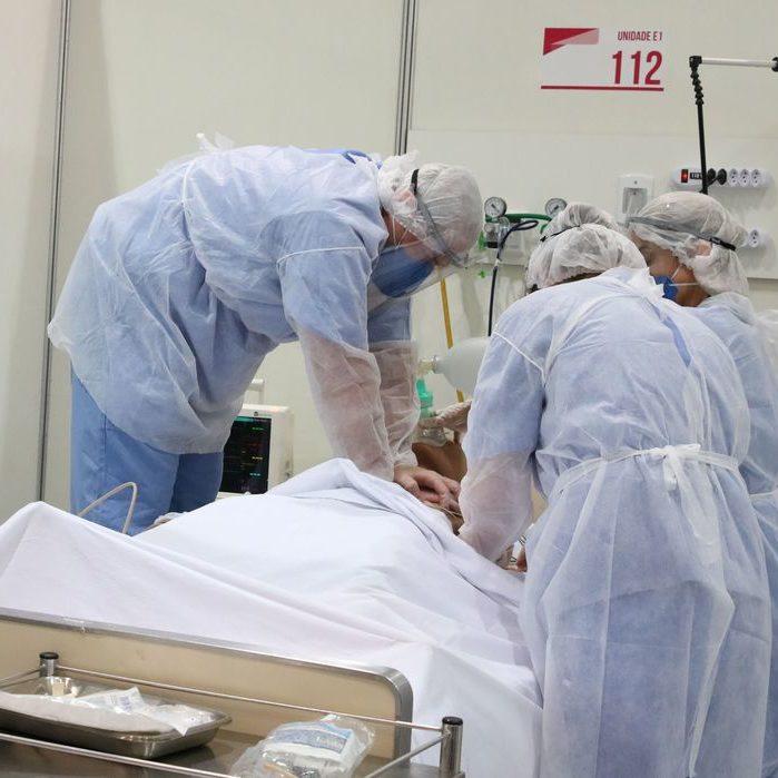 Alerta: pacientes com falta de ar devem ser tratados em hospital