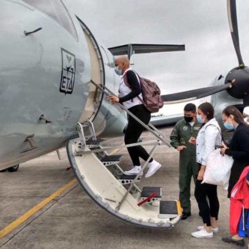 RJ recebe oito pacientes de câncer de mama transferidos de Manaus
