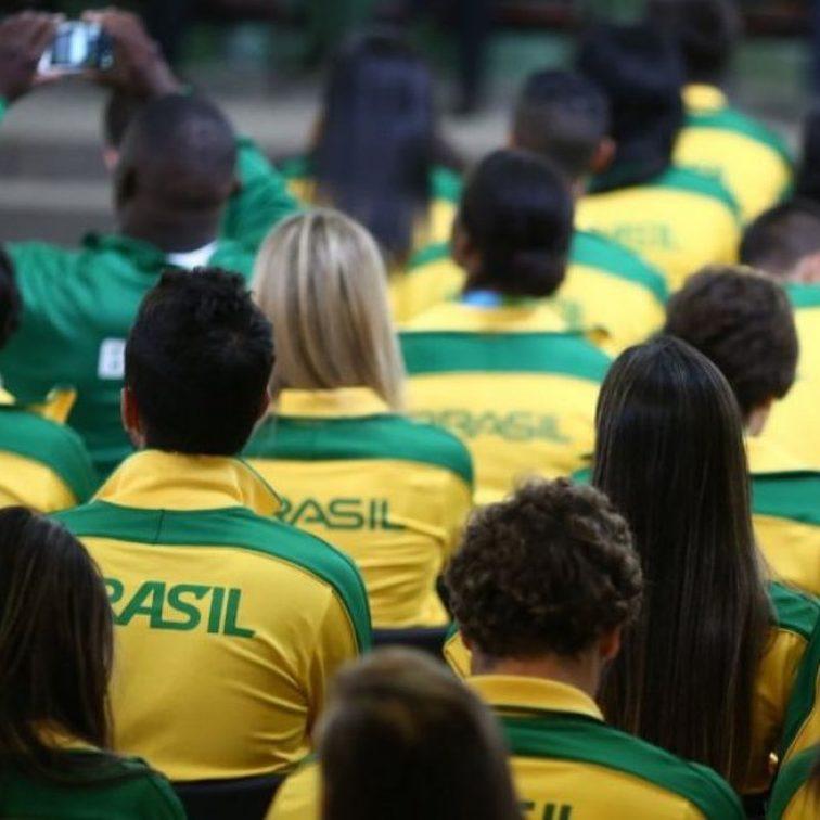 Bolsa atleta impulsiona presença de brasileiros nas Olimpíadas