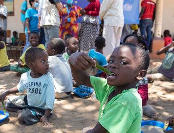 Agravamento da crise em Cabo Delgado preocupa agências da ONU