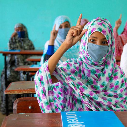Unicef diz que crianças não podem suportar mais um ano fora da escola