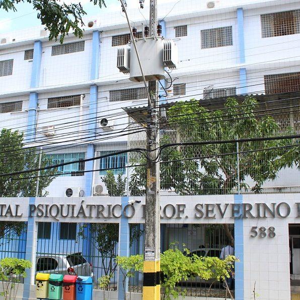 Hospital é referência nacional para tratar dependentes