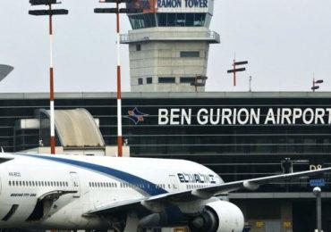 Israel fecha espaço aéreo por uma semana para afastar mutações