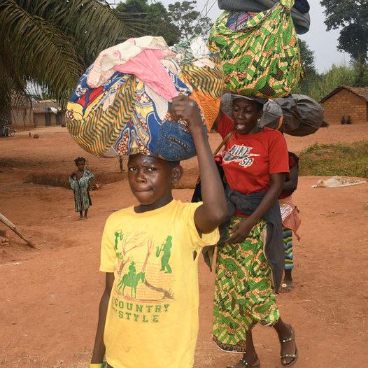 Milhares fogem de violência pós-eleitoral na República Centro-Africana