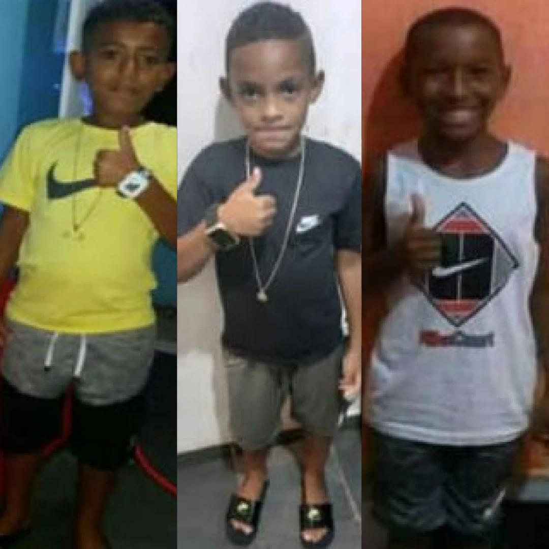 Busca por meninos de Belford Roxo (RJ) enfrenta obstáculos