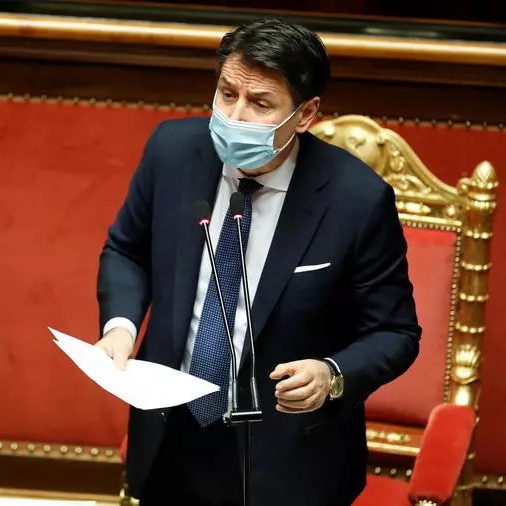 Premiê italiano renuncia em plena crise sanitária da pandemia