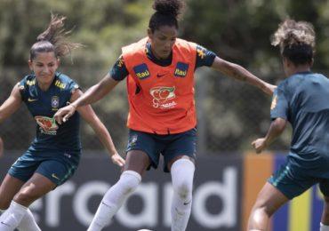 Seleção Brasileira vai participar de torneio nos Estados Unidos