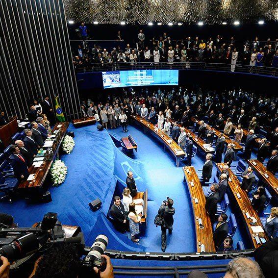 Eleição Senado: nome do governo é o favorito e MDB tenta reagir