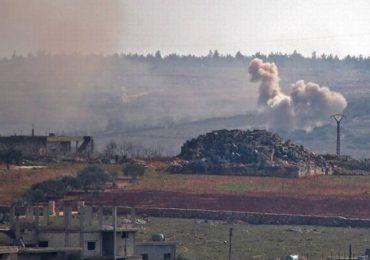 Joe Biden autoriza o primeiro ataque militar na Síria