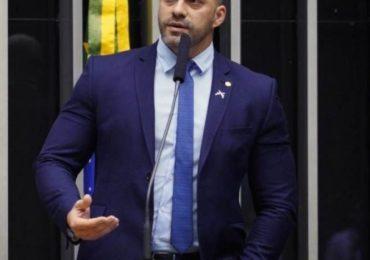Câmara decide manter o deputado Daniel Silveira preso